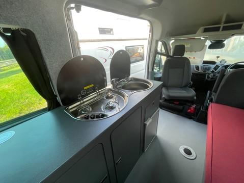 Ford Transit Camper 10