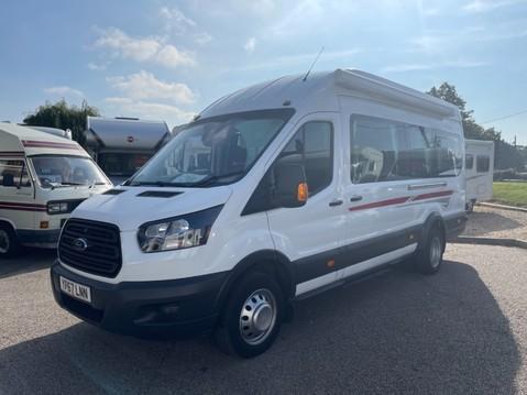 Ford Transit Camper 1