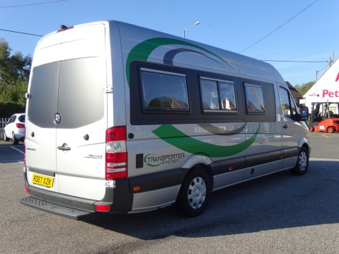 Mercedes-Benz Sprinter Transporter Energy Nevada 3