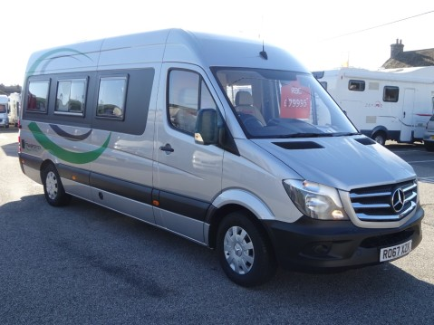 Mercedes-Benz Sprinter Transporter Energy Nevada 4