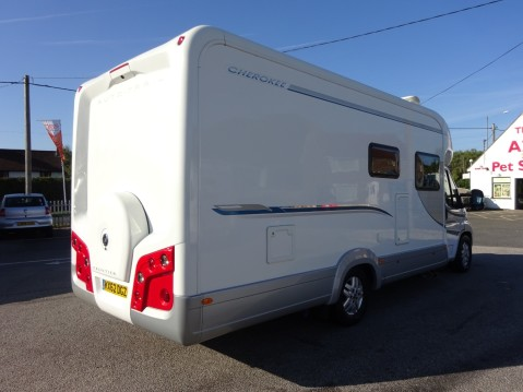 Auto-Trail Cherokee Frontier 4