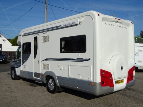 Auto-Trail Cherokee Frontier 3