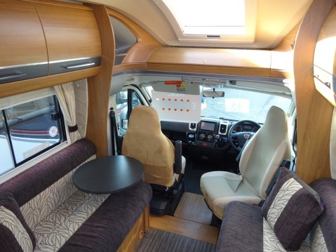Auto-Trail Cherokee Frontier 7