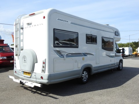Auto-Trail Dakota Hi-Line SE 4