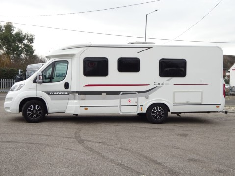Adria Coral AXESS S 670 SLT 18