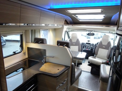 Adria Coral AXESS S 670 SLT 2