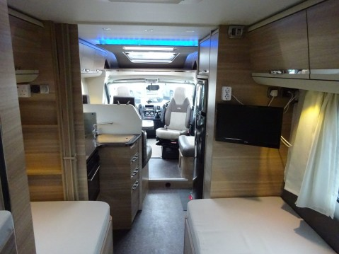 Adria Coral AXESS S 670 SLT 3