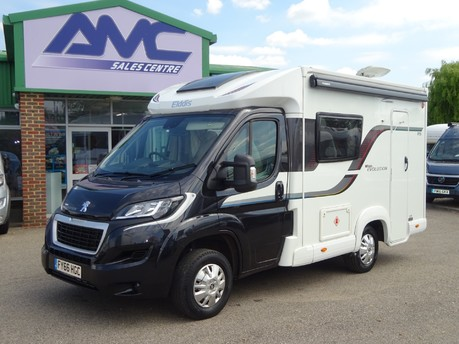 Elddis Evolution 115
