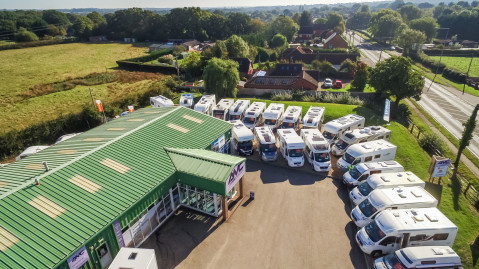 Used Motorhomes & Caravans Hailsham, East Sussex 2
