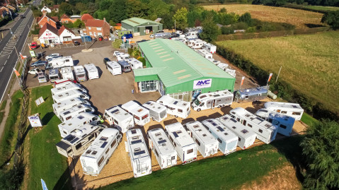 Used Motorhomes & Caravans Hailsham, East Sussex 7
