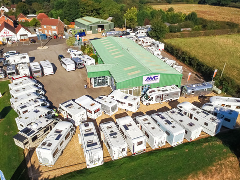Used Motorhomes & Caravans Hailsham, East Sussex 8