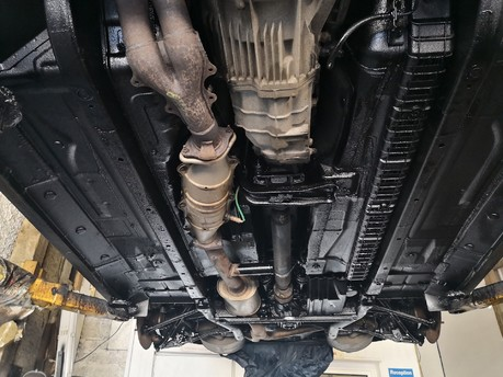 Rust Removal & Underseal