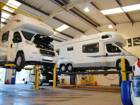 Motorhome & Caravan Mechanical servicing