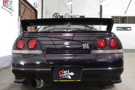 Nissan Skyline GT-R TWIN TURBO - IMPORT 6