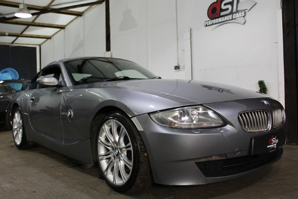 BMW Z4 Z4 SI SPORT COUPE | FULL HISTORY 3