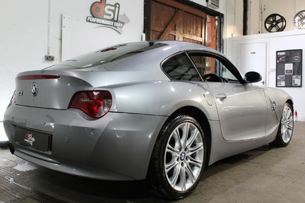 BMW Z4 Z4 SI SPORT COUPE | FULL HISTORY 5