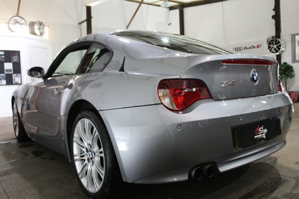 BMW Z4 Z4 SI SPORT COUPE | FULL HISTORY 7