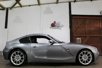 BMW Z4 Z4 SI SPORT COUPE | FULL HISTORY 4