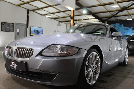 BMW Z4 Z4 SI SPORT COUPE | FULL HISTORY 1