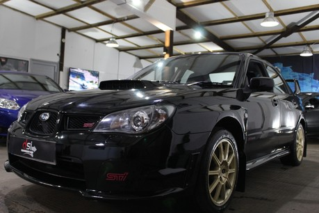 Subaru Impreza WRX STI TYPE UK | LOW MILES | FULL HISTORY