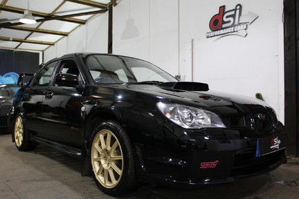 Subaru Impreza WRX STI TYPE UK | LOW MILES | FULL HISTORY 4
