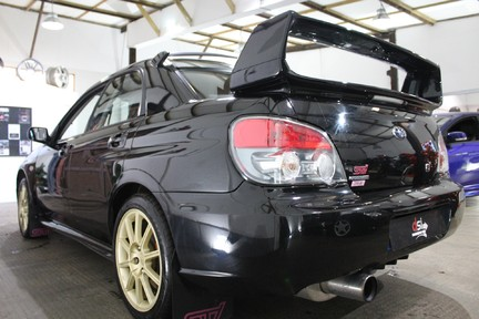 Subaru Impreza WRX STI TYPE UK | LOW MILES | FULL HISTORY 8