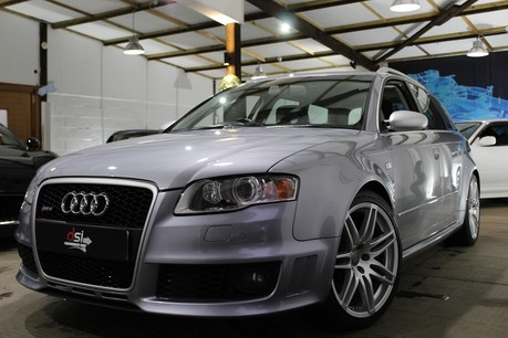 Audi A4 RS4 QUATTRO | FULL AUDI + SPECIALIST HISTORY