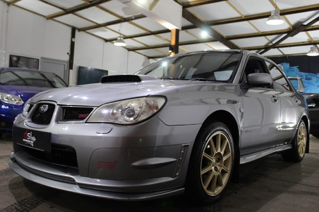 Subaru Impreza WRX STI TYPE UK | FULL HISTORY | LOW MILES
