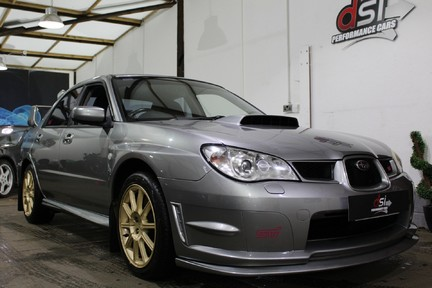 Subaru Impreza WRX STI TYPE UK | FULL HISTORY | LOW MILES 4