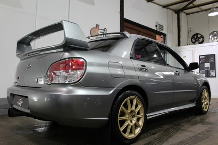 Subaru Impreza WRX STI TYPE UK | FULL HISTORY | LOW MILES 5