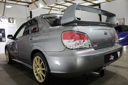 Subaru Impreza WRX STI TYPE UK | FULL HISTORY | LOW MILES 7