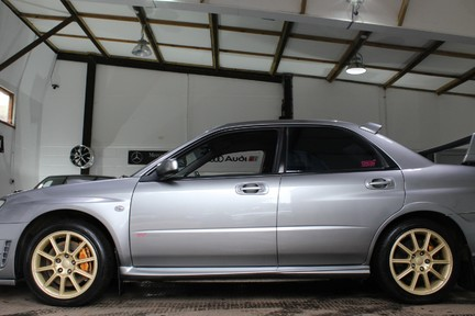 Subaru Impreza WRX STI TYPE UK | FULL HISTORY | LOW MILES 9