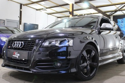 Audi A3 S3 TFSI QUATTRO S LINE BLACK EDITION | BIG SPEC | LOW MILES 1