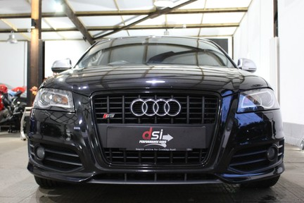 Audi A3 S3 TFSI QUATTRO S LINE BLACK EDITION | BIG SPEC | LOW MILES 3