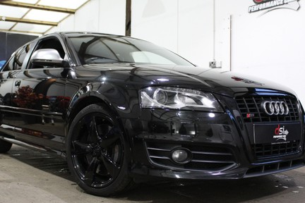 Audi A3 S3 TFSI QUATTRO S LINE BLACK EDITION | BIG SPEC | LOW MILES 4
