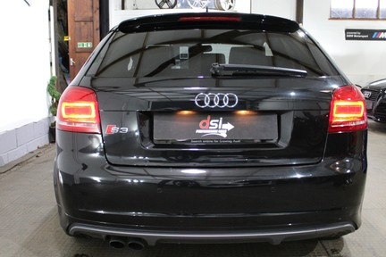 Audi A3 S3 TFSI QUATTRO S LINE BLACK EDITION | BIG SPEC | LOW MILES 7