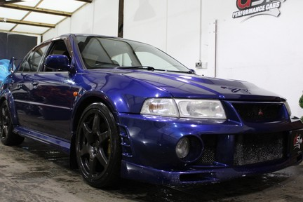 Mitsubishi Lancer EVOLUTION V/VI - IMPORT | AP RACING | COMP MO ALLOYS 4