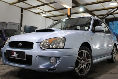 Subaru Impreza WRX TURBO | RARE COLOUR | FULL HISTORY | LATE SPEC