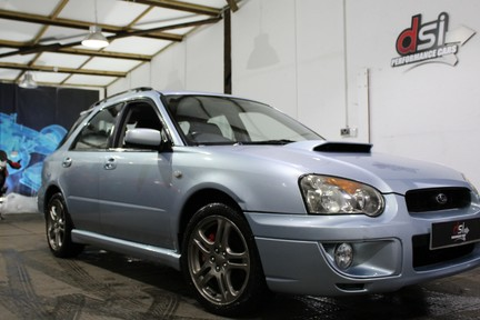 Subaru Impreza WRX TURBO | RARE COLOUR | FULL HISTORY | LATE SPEC 5