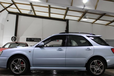 Subaru Impreza WRX TURBO | RARE COLOUR | FULL HISTORY | LATE SPEC 4