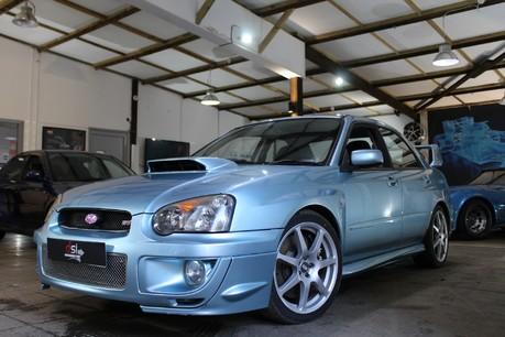 Subaru Impreza WR1 | FULL HISTORY | K-SPORT BRAKES | BLITZ EXHAUST