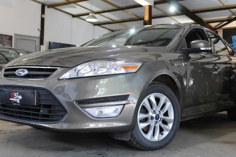 Ford Mondeo ZETEC | FULL HISTORY | RECENT SERVICE | NEW FRONT TYRES