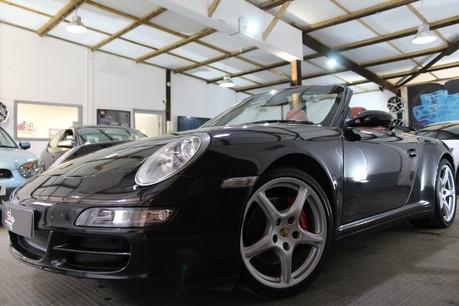 Porsche 911 CARRERA 4 S | RARE COLOUR COMBO | BOSE | FULL HISTORY