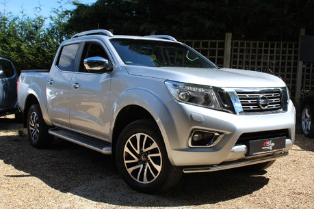 Nissan NP300 DCI TEKNA 4X4 SHR DCB | 1 PRIVATE OWNER | BIG SPEC