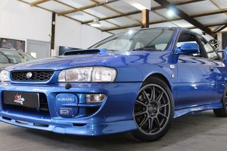 Subaru Impreza P1 TURBO AWD | LOW MILES | FULL SUBARU HISTORY