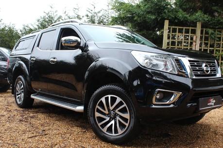 Nissan Navara DCI TEKNA 4X4 SHR DCB | ULEZ | EURO 6| PLUS VAT | REAR CANOPY