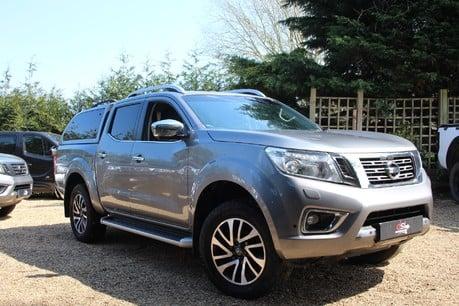 Nissan Navara DCI TEKNA 4X4 SHR DCB | EURO 6 U-LEZ | NO VAT | CAMERA | SAT NAV