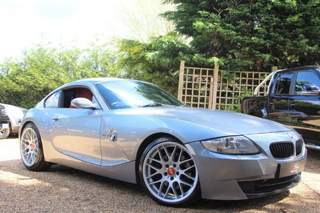 BMW Z4 Z4 SI SPORT COUPE | LOW MILES | RED LEATHER | RARE CLASSIC