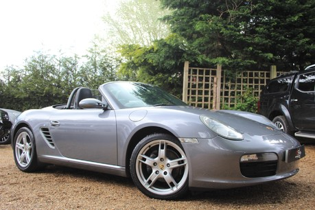 """Porsche Boxster 24V - FULL HISTORY 