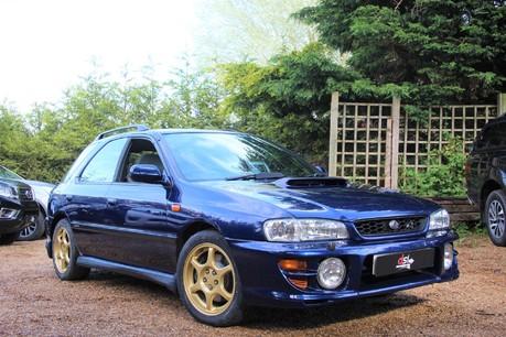Subaru Impreza TURBO 2000 AWD | 3 OWNERS FORM NEW